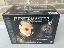 2005 FULL MOON PLAY THINGS ~ PUPPET MASTER MOVIE ~TUNNELER RESIN STATUE (NEW)
