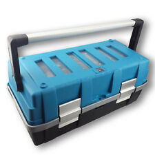 HAZET 190L-2 Plastic Tool Box with two removable boxes inside