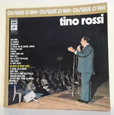 "33T Tino ROSSI Disque LP 12"" DISQUE D'OR Musicorama 73 COLUMBIA 2C06616064  RARE"
