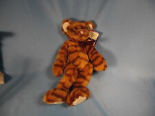 FIESTA PLUSH STUFFED LION named PRECIOUS, 12 INCHES TALL,has original label 1999