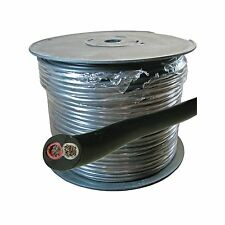 Heavy duty professional speaker cable wire 12 ga gauge sold by the foot