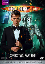 DVD: Doctor Who: Series Two: Part One (DVD), Various. Good Cond.: David Tennant