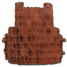 Medieval Renaissance Lamellar Leather Scale Costume Re-enactment Armor