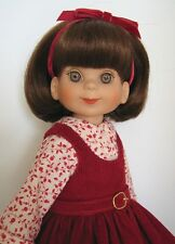 "LONDONBERRIES 1955 ""Betsy McCall Starts a New Year "" Pattern for 14"" Doll"