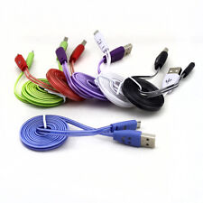 USB 2.0 LED Light Charger Data Sync Cable Cord Lightning for iPhone 5 5s 6Plus