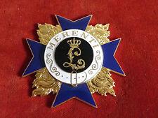 GÖDE Orden BAYERN 1866 - BAYERISCHER MILITÄR-VERDIENST-ORDEN - MERENTI   #1186#
