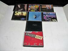 Lot Of 9 The Eagles/Glenn Frey/Don Henely (CD's) Compact Disks