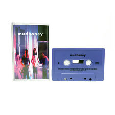Mudhoney SELF TITLED Debut Album SUB POP New Sealed Purple Colored Cassette Tape