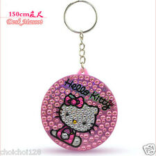 Hello Kitty Bling Automatic Retractable Tape Measure Ruler 4 ft 100cm KK687