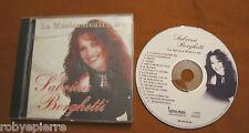CD compact disk SABRINA BORGHETTI la musica dentro me two music tm 03-05 vendo