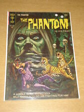 PHANTOM #12 FN+ (6.5) GOLD KEY COMICS JULY 1965