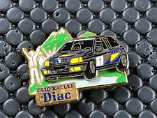 pins pin BADGE CAR RENAULT rallye clio diac  ARTHUS BERTRAND