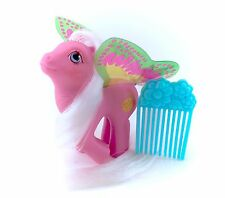 G1 My Little Pony Lady Flutter With Comb Summer Wing Vintage Original 80s 1987