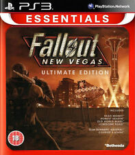 FALLOUT NEW VEGAS ULTIMATE EDITION - SONY PS3 PLAYSTATION 3 GAME!