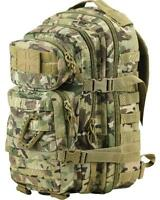 BRITISH ARMY STYLE ASSAULT PACK BACKPACK MTP MULTICAM CAMO 28 LITRE