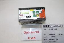 KUHSE KNAE 9408 UFV  current sensor network failure detection