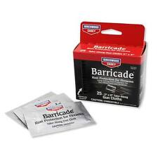 33025 Barricade Take Along Packs by Birchwood Casey Bore Rust Cleaner Gun Care