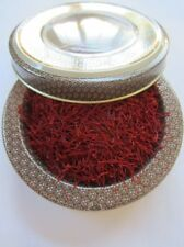 1000 Gram Pure Genuine Saffron, Grade I (All Red) Including Free UK Delivery