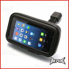 IPHONE 6 PLUS Motorcycle Handlebar + Mirror Mount Waterproof Holder