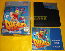 DIGGER T. ROCK THE LEGEND OF THE LOST CITY Nintendo Nes PAL A ○○○○○ COMPLETO