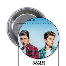 Los Gemeliers - Chapa, pin, badge, button