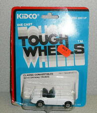 Kidco Tough Wheels Convertibles '53 CORVETTE *MOC