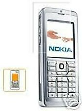 Martin Fields LCD Screen Protector Shield for Nokia E60