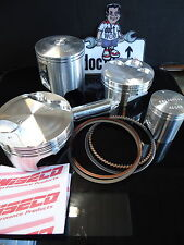 Yamaha YZ80 1993-2001 Wiseco forged piston kit 48mm 1mm oversize 646MO4800