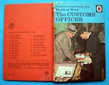The Customs Officer Ladybird vintage book smugglers officers contraband ports FE
