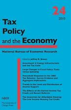 Tax Policy and the Economy, Volume 24 (National Bureau of Economic Research Tax