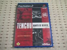 Tenchu Wrath of Heaven für Playstation 2 PS2 PS 2 *OVP*