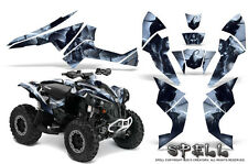 Can-Am Renegade Graphics Kit by CreatorX Decals Stickers SPELL S
