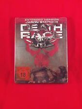 Death Race - Extended Version Blu Ray Steelbook Limited Collection
