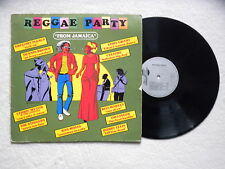 "LP EDDY GRANT, CULTURE, DENNIS BROWN ""Reggae party from Jamaica"" AZ / 2-472 FR §"