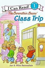 The Berenstain Bears' Class Trip (I Can Read Book 1)-ExLibrary