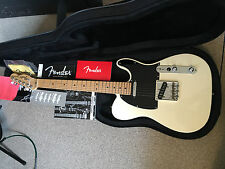 USA Fender American Telecaster Olympic White + nuovo caso