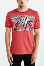 Trunk Ltd. Men's Van Halen Band Graphic T-Shirt in Red Size: S Small