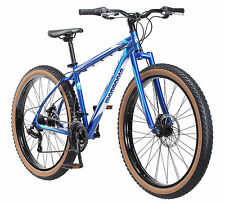 "27.5"" overstock sale blue mongoose mountain mt mtb bike disc brakes discount"