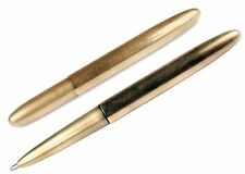 Fisher Space Pen - Bullet - Raw Brass Spacepen - F400RAW