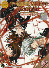 Vampire Knight Complete Season 1 & 2 English Dubbed 26 Episodes DVD + CD Box