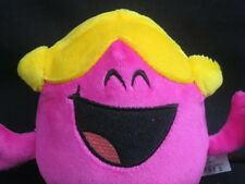 MR. MAN LITTLE MISS CHATTERBOX FISHER-PRICE CELL PHONE PLUSH STUFFED ANIMAL TOY