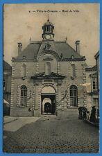 CPA: Vitry-le-François - Hôtel de Ville