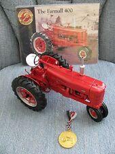 IH International Farmall 400 Tractor #13 Precision Series ERTL 1:16 Near Mint
