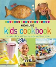 Southern Living Kids Cookbook Taliaferro, Elizabeth (COM) Books-Good Condition