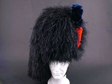 Scots Guards MOD specified Feather Pipers Bonnet 4 Tails Scottish Regiment