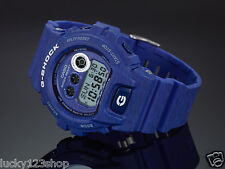 GD-X6900HT-2D Blue Big Casio Men's G-SHOCK 200M Sport Watch NIB Digital Resin