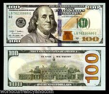UNITED STATES AMERICA 100 DOLLARS 2009A USA FRANKLIN UNC CURRENCY MONEY BIL NOTE