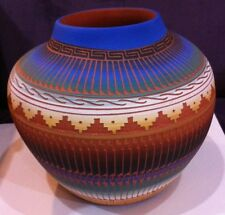 Mary Etsitty Navajo Pottery
