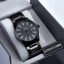 1 Day Designer Watch Auction! New ANTHONY JAMES, Tag, Box & Warranty SRP £325