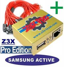 2017 Z3X SAMSUNG BOX SAM-PRO Note S7 S6 IMEI Unlock Flash Tool & P1000 Cable GFT